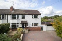 Hollin Lane semi detached house for sale