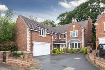 Detached home in Stoneleigh Close...