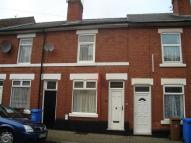 2 bedroom house in Wolfa Street, Derby...