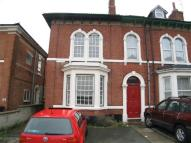 property to rent in Flat, Uttoxeter New Road, DERBY, DE22 3NP