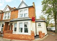 3 bed semi detached property in Waldeck Road, Chiswick