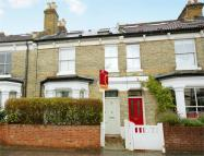 Terraced home in Devonshire Road, Chiswick