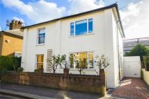 2 bed semi detached home for sale in New Road, Brentford...