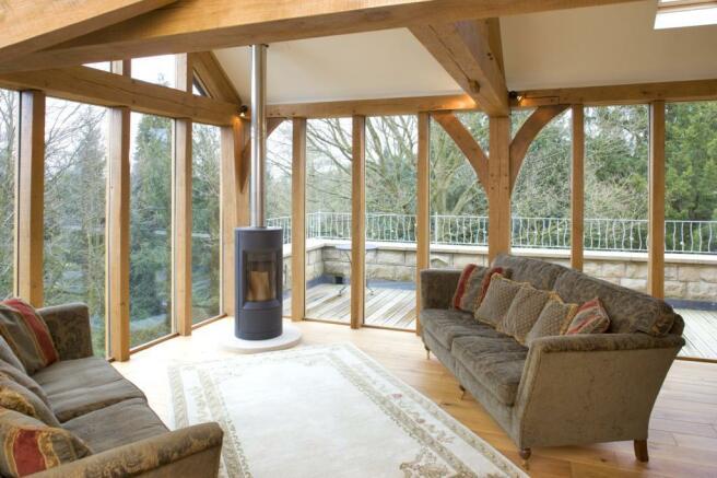 Oak Framed Room