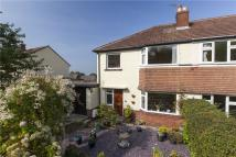 semi detached house in Greenacre Park, Rawdon...