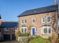 Detached house for sale in Robinson Court, Ripon...