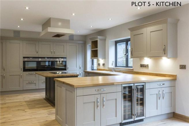 Plot 5 Kitchen