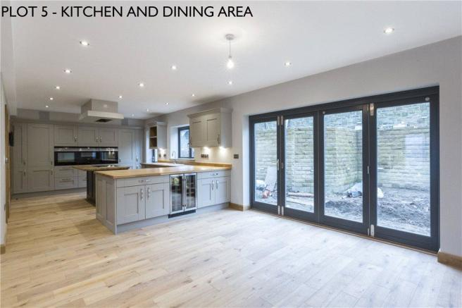 Plot5 Kitchen/Dining