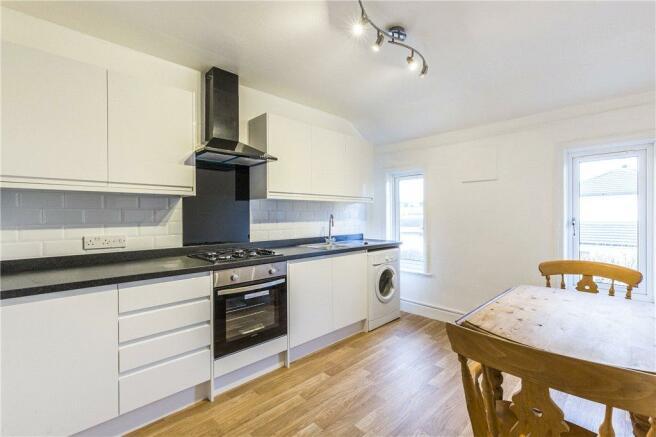 Dining Kitchen-Flat