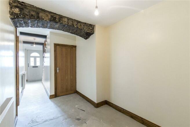 Hallway/Dining Area
