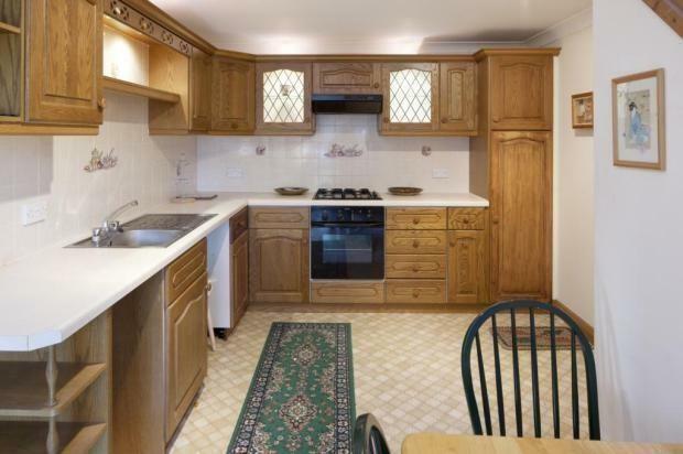 Annex Dining Kitchen