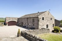Barn Conversion in Cullingworth Fields Barn...