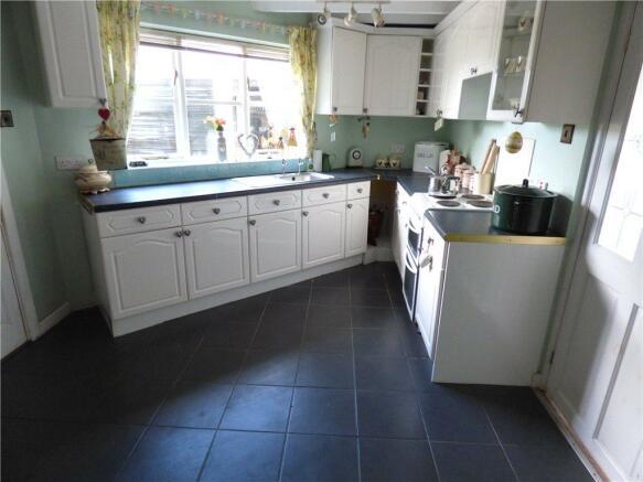 Kitchen/Annexe