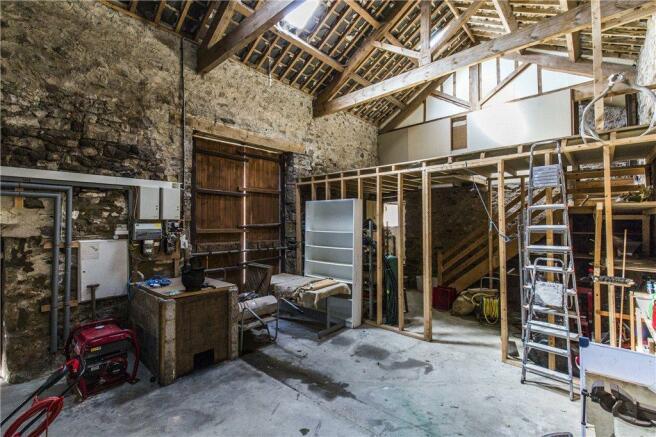 Barn / Workshop