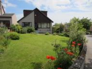 Detached house in Deeside Gardens...