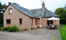 Detached house to rent in The Haughs, Inverbervie...