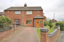 2 bed semi detached home in Manor Road, WIDNES...