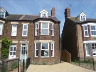 semi detached property for sale in Wilton Road, Heacham...
