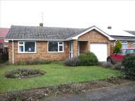 3 bedroom Detached Bungalow in Brent Avenue, Snettisham...