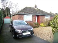2 bed Detached Bungalow for sale in Woodside Close...