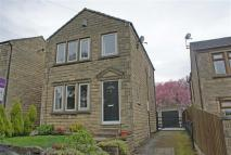 Detached house in Quarry Road, Gomersal...