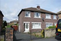3 bedroom semi detached home in Hill Street, Cleckheaton...