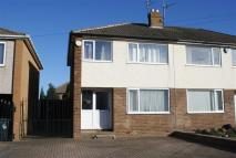 semi detached property in Quaker Lane, Cleckheaton