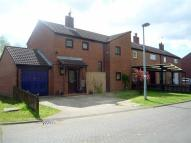 semi detached property in Harthill Crescent...