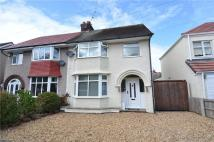 semi detached house in The Woodlands, Upton...