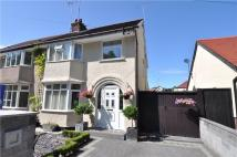 semi detached home in The Woodlands, Upton...