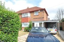 semi detached house in Cortsway West, Greasby...