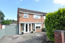 semi detached house in Doncaster Drive, Upton...