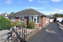 2 bedroom Semi-Detached Bungalow in Norwood Road, Greasby...