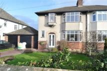 4 bedroom semi detached property for sale in Arrowe Road, Greasby...