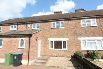 Terraced home for sale in Cedar Close, Warlingham