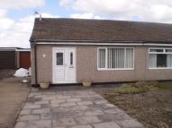 2 bed semi detached property in High Riggs...
