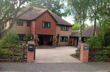 Detached property in Wooburn Green