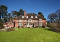 7 bed Detached house for sale in Woolhampton Hill...