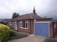 3 bedroom Detached Bungalow for sale in Millfield Crescent...