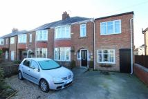 Detached house in Crosby Road...