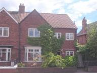 semi detached house in Romanby Road...