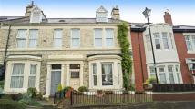 Terraced property for sale in Syon Street, Tynemouth