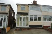 3 bed semi detached property to rent in Hilary Ave, L14...