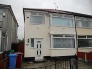 3 bedroom semi detached home in Hilary Avenue L14