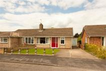 2 bed Semi-Detached Bungalow in Wolsey Drive...