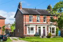 semi detached home in Lancaster Villas...
