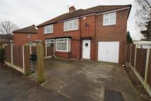 semi detached home in Tang Hall Lane, York...