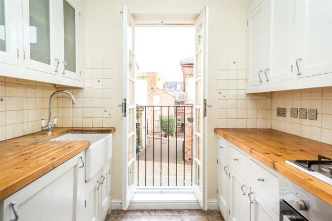 Feature Balcony