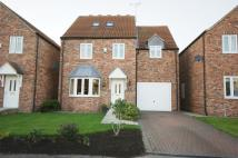 4 bedroom Detached property in Mount Grove, Selby...