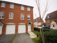 3 bed End of Terrace house in Robin Close, Selby...